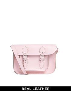 The Leather Satchel Company 11'' Candy Floss Satchel