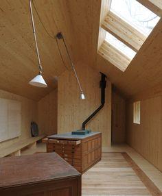 Hugh Strange Architects - Architecture Archive