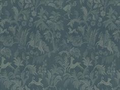 Brunschwig & Fils BONNE CHASSE WOVEN TEXTURE F RENCH BLUE BR-89336.241 - Brunschwig & Fils - Bethpage, NY, BR-89336.241,Brunschwig & Fils,Jacquards,Blue,S,Up The Bolt,BR-89336,Botanical/Foliage,Upholstery,USA,Yes,Brunschwig & Fils,BONNE CHASSE WOVEN TEXTURE F RENCH BLUE