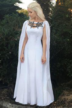 Khaleesi Costumes - Daenerys Targaryen Halloween Ideas