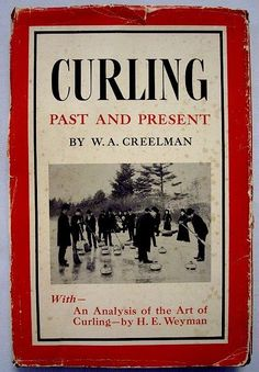 from 1950 Canada. Curling, Book Covers, The Cure, Rocks, Films, Canada, Game, Awesome, Music