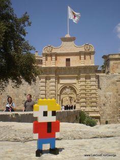 LEGO - Life of George in Malta