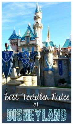 Best Disneyland Rides for Toddlers - Not sure if you should bring your toddler when you travel to Disneyland? There is plenty for them to do. Check out the must do toddler attractions!