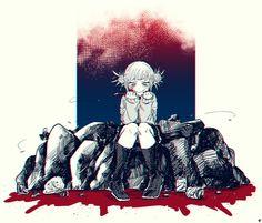 Himiko Toga || Boku No Hero Academia/My Hero Academia Manga Drawing, Manga Art, Anime Art, My Hero Academia, Cool Animes, Himiko Toga, Best Superhero, The Perfect Girl, Cool Poses