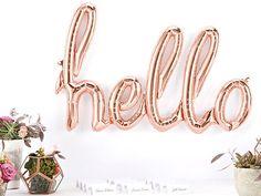Hello Script Balloon