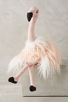 Flavia Flamingo - anthropologie.com