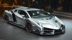 $4.5 Million Lamborghini Veneno Roadster