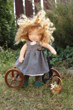 Aleksandra Kwiek, balticdolls, waldorf doll, Mini Mi, www.polandhandmade.pl, #doll #waldorfdoll #lalka #lalka waldorfska