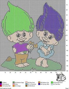 "Trolls© ""Wall Hanging"""
