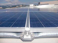 La struttura OmniaBlok per la posa del fotovoltaico