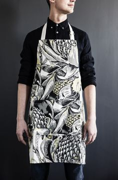 Utopia Goods Wild Waratah Man. Impress your friends with your M-APRON. Perfect…