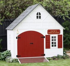 #games #australia #toys #children -   This versatile Cubby will provide endless hours of fun for your little ones. It can be setup as a Fire Station (as pictured), Workshop or Barn. The large front double doors also allow easy entry storage for your