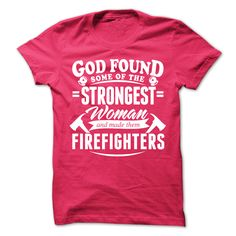 Firefighter Woman T-Shirts, Hoodies. BUY IT NOW ==►…