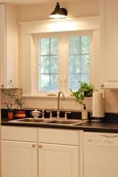 Over the Kitchen Sink Lighting. 20 Over the Kitchen Sink Lighting. Over Sink Lighting, Small Kitchen Lighting, Country Kitchen Lighting, Kitchen Lighting Fixtures, Light Above Kitchen Sink, Farmhouse Lighting, Low Ceiling Lighting, Ceiling Ideas, Kitchen Ceiling Lights Modern