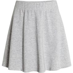 Circle Skirt $12.99 ($13) ❤ liked on Polyvore featuring skirts, h&m, skater skirt, h&m skirts, wide skirt, short circle skirt and short skater skirt