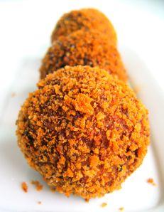 Fried Risotto Balls (Arancini di Riso)