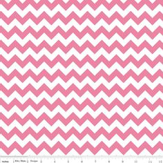 car seat cover --- Bailor---1 yard Riley Blake Hot Pink  SMALL Chevron - Pink  / White  Zig Zag - 1 yd. $8.95, via Etsy.
