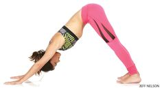 If you're new to yoga and don't really know where to start, you came to the right place. In this post you will find 15 easy yoga poses for beginners and how to do them. These easy yoga poses for b… Easy Yoga Poses, Yoga Poses For Beginners, Yoga Breathing, Stark Sein, Dog Poses, Bridge Pose, Downward Dog, Yoga Journal, Restorative Yoga