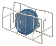 "Amazon.com - Cabinet door or Wall Plastic Lids Holder. 11.25"" W X 4"" D X 5.5"" H"
