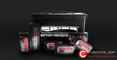 Boîte de protection pour accu LiPo Team Orion