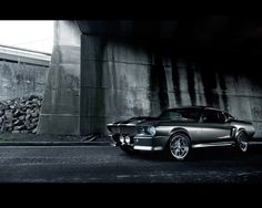 1967 Shelby GT500 Eleanor just because it has my name in it