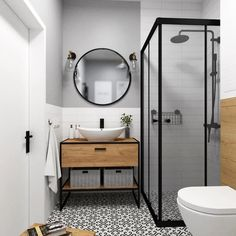 Badezimmer splendid small bathroom remodel ideas for you 20 ~ Modern House Design Beds: Where i Best Bathroom Designs, Bathroom Design Small, Bathroom Interior Design, Modern Bathroom, Rustic Bathrooms, Shower Bathroom, Vanity Bathroom, Small Bathroom Ideas, Master Bathroom