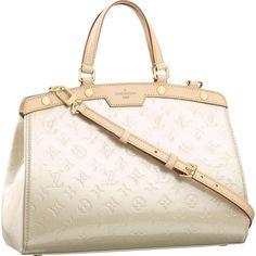 Louis Vuitton M91456 Brea MM White