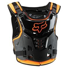Fox Racing Proframe LC Youth Boys Roost Deflector MotoX/Off-Road/Dirt Bike Motorcycle Body Armor - Orange / One Size * Check this awesome product by going to the link at the image. Fox Racing, Racing News, Dirt Bike Riding Gear, Dirt Biking, Motocross Gear, Motocross Girls, Motorcycle Gear, Motorbike Clothing, Dirt Bikes For Kids