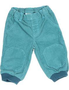 Miniature BabyCordhose Ion, turquoise green, Gr. 68: Amazon.de: Bekleidung