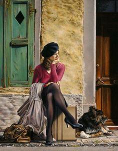 Paul Kelley is a Canadian artist, born in Nova Scotia in 1955.