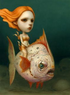 """Ride On"" by Matt Dangler and Naoto Hattori."