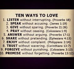I love this. I need to learn to love better. I'm going to read each one of these bible verses. Bible Quotes, Bible Verses, Me Quotes, Scriptures, Quotes App, Family Quotes, The Words, Bibel Journal, Encouragement