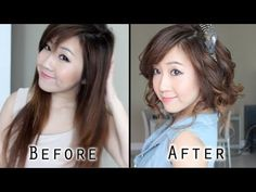 For any girl that wants short hair, but doesn't want to cut cut it. I haven't tried this yet, but it looks like it would work. Fake Short Hair (Cute Faux Bob) Love this girl's hair tutorials.