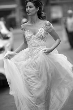 Liz Martinez Bridal 2020 Collection, exclusively available at Spina Bride NYC. Dream Wedding Dresses, Bridal Dresses, Wedding Gowns, Bridesmaid Dresses, Tulle Dress, Dream Dress, Bridal Collection, Bridal Style, Wedding Bells