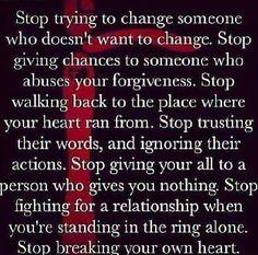 breakup, divorce, love quote