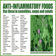 When inflammation goes out of control—as in rheumatoid arthritis—it can damage the body. Here is a list of foods that help in curbing inflammation. Add them to your plate daily, from today. Eating an abundance of fruits and vegetables, and minimizing the consumption of processed foods goes a long way.