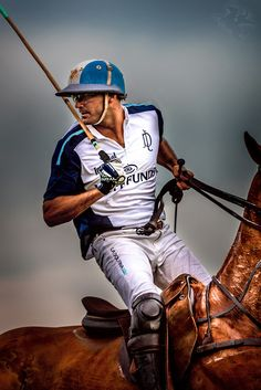 Polo player Adolfo Cambiaso (Adolfito or Dolfi)