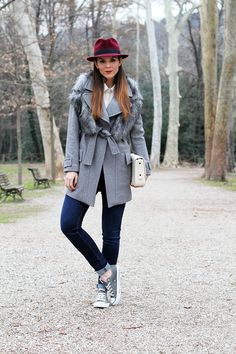 Irene's Closet - Fashion blogger outfit e streetstyle: Il mio look in Converse... Chic!