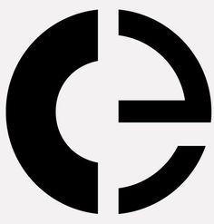 Moeror, by Monty Adkins P Logo Design, Lettering Design, Letter E, Letter Logo, Boutique Names, Circle Logos, Cyclops, Cool Fonts, Visual Identity