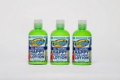 3 pc Value Pack: TruKid Happy Face & Body Lotion - new super sensitive formula   $24.00