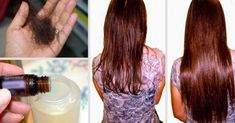 Your Hair Will Grow like Crazy If You Add These 3 Natural Ingredients to Neutral Baby Shampoo! Also, It Can Strengthen Your Hair and Prevent Hair Loss! What Causes Hair Loss, Anti Hair Loss, Stop Hair Loss, Prevent Hair Loss, Excessive Hair Loss, Homemade Shampoo, Homemade Hair, Hair Falling Out, Baby Shampoo