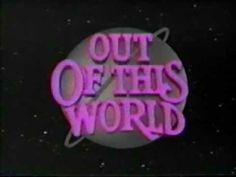Out of This World - The Out of This World TV show was a family comedy series with a sci-fi twist about a thirteen-year-old girl whose father is an alien and her mother is an Earthling. Bad Girl Aesthetic, Purple Aesthetic, Retro Aesthetic, Aesthetic Photo, Aesthetic Pictures, Alien Aesthetic, Aesthetic Grunge, Bedroom Wall Collage, Photo Wall Collage