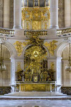 Altar de la Capilla de Versalles