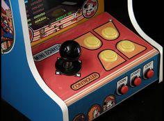 borne arcade xin wang