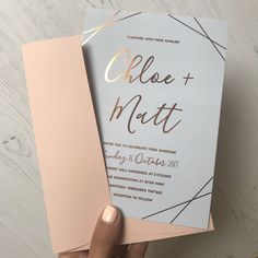 Seriously crushing on this colour combo of rose gold, dove grey & blush pink ✨ Shop this rose gold wedding invitation collection at www.polkadotpaper.com/product/grey-rose-wedding-invitation/?utm_content=bufferc0332&utm_medium=social&utm_source=pinterest.com&utm_campaign=buffer