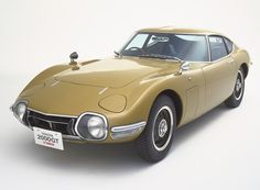 toyota 2000gt | TOYOTA 2000GT(1967 / Automobile & Engine)