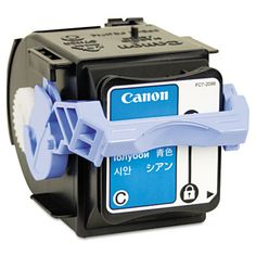 Canon GPR-27 Cyan Toner Cartridge #9644A008AA #Canon #TAATonerCartridges  https://www.officecrave.com/canon-9644a008aa.html