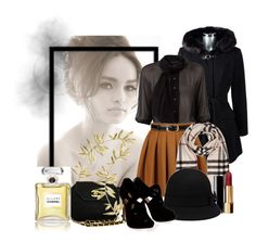 Love in the afternoon by silvie on Polyvore featuring polyvore, fashion, style, Paul Smith, Vince Camuto, Alaïa, Chanel, Catherine Zoraida, Friis & Company, Burberry, DKNY and clothing