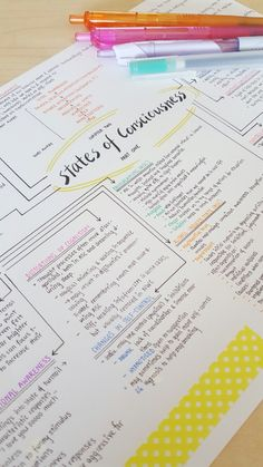 Cute Notes//Colourful                                                                                                                                                                                 More