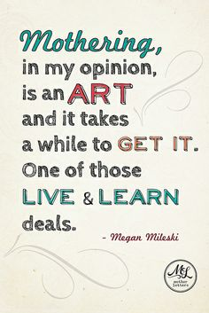 Live & Learn 4 x 6 by motherletters, via Flickr